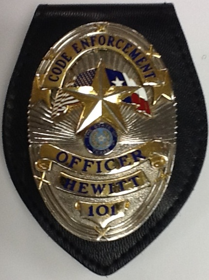 Hewitt Tx Official Website Code Enforcement